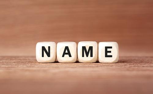 お名前からあなたのテーマを紐解く
